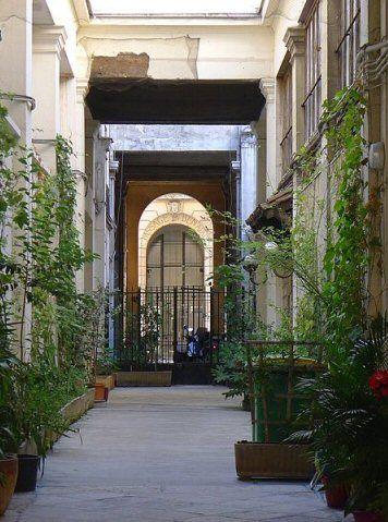 passage Ben-Aïad - Paris 2ème