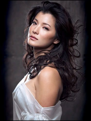 Kelly Hu - US (Hawaii) / China
