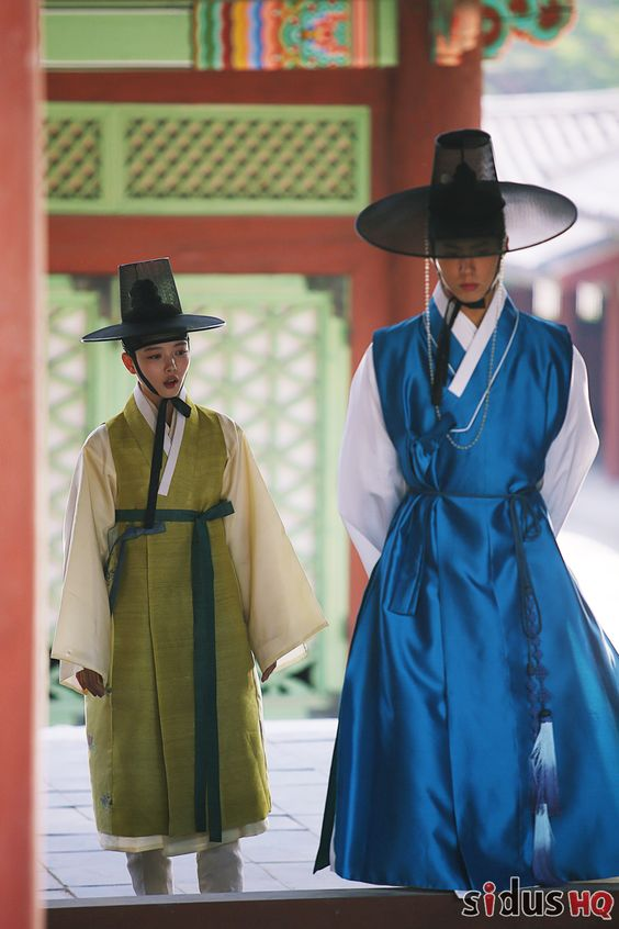 park bogum and kim yoojung in moonlight drawn by clouds ✧ behind the scenes
