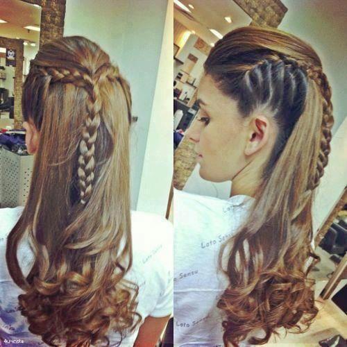 Terrific Braids Cool Braids And Crown Braids On Pinterest Hairstyles For Women Draintrainus