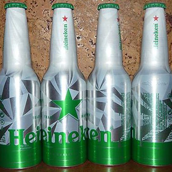 Bia Heineken Hà Lan Chai Nhôm