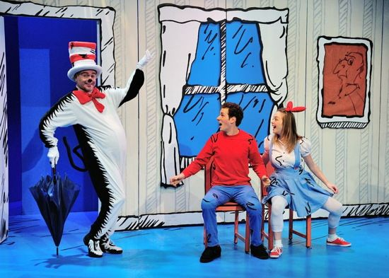 example of real use of Seuss art style