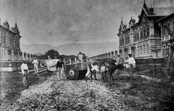 LICEO DE COSTA RICA,SAN JOSE,1904.