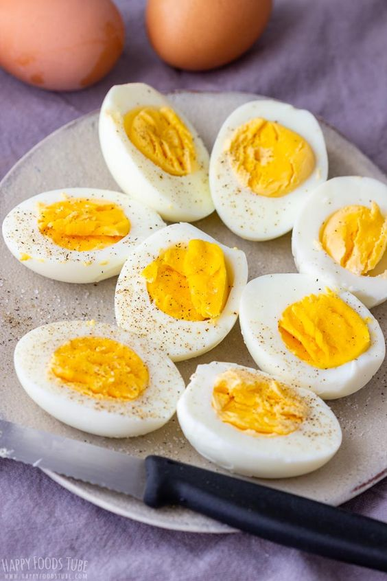 Perfect Pressure Cooker Hard Boiled Eggs