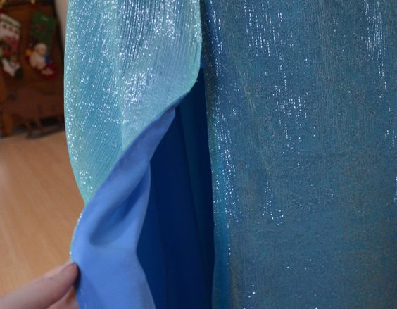 The making of Elsa