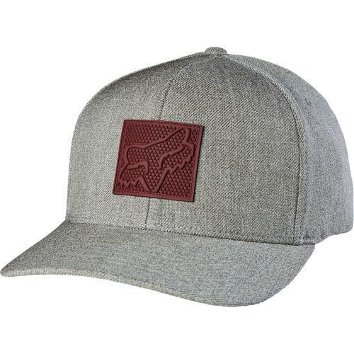 Adoptez un style casual avec la casquette Mutter Flexfit. Cette casquette incontournable comporte un écusson en caoutchouc Fox Head à l'avant et des détails brodés à l'arrière, et elle offre un design stretch-to-fit.