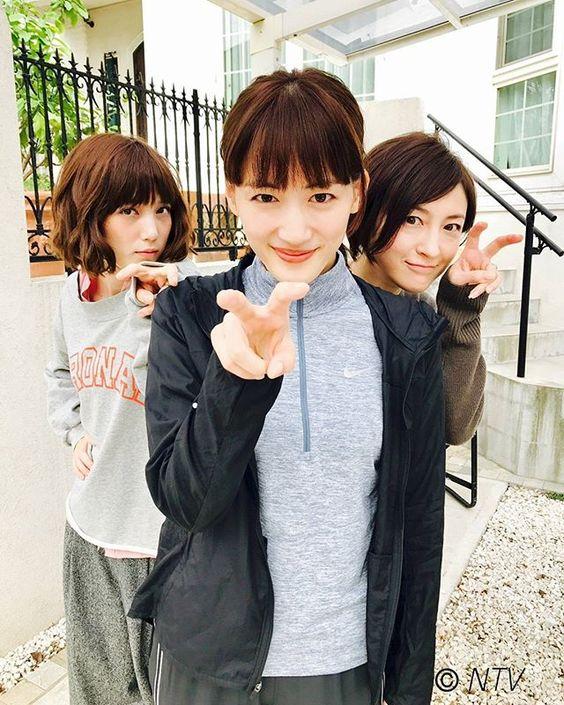伊佐山菜美役を演じる綾瀬はるか