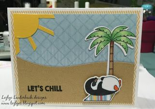 Lezlye Lauterbach, Designs: MFT Summer School Rule of THirds