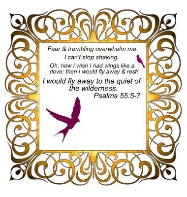Psalms 55:5-7