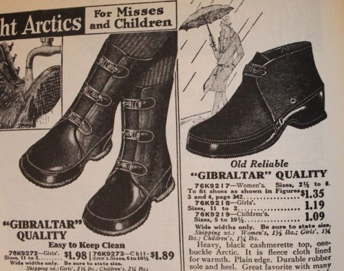 Vintage Boots Winter Rain and Snow Boots | Boots, Vintage