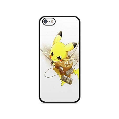 Coque Iphone 5c Pokemon go team pokedex Pikachu Manga Tortank Game ...