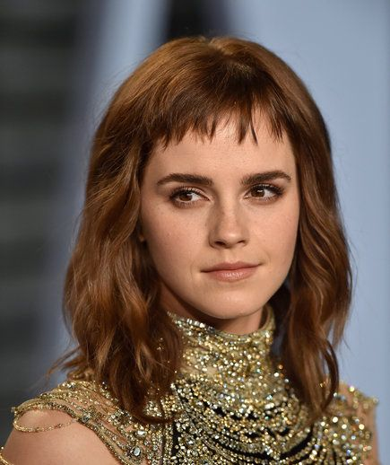 Micro Bangs | There's so much you can do with medium length hair, the options are almost overwhelming. Here are our favorite hairstyles for medium hair and shoulder length hair!