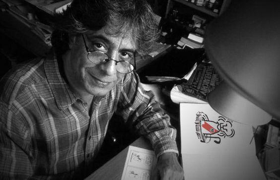Falleció Caloi, el creador de un emblema riverplatense (vía @Riverplatecom)