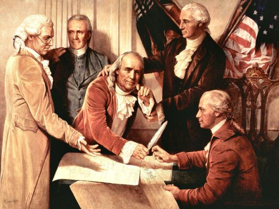 The Declaration of Independence and the American Dream