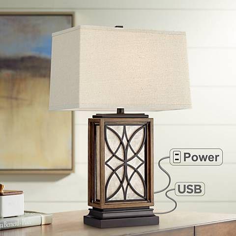 Arthur Night Light Table Lamp With Usb Port 46c80 Lamps Plus