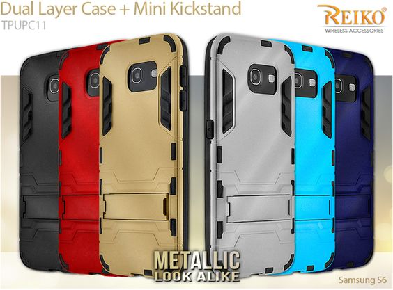 INTRODUCING, our all new metallic case. Get in on gold or silver! #ReikoCase