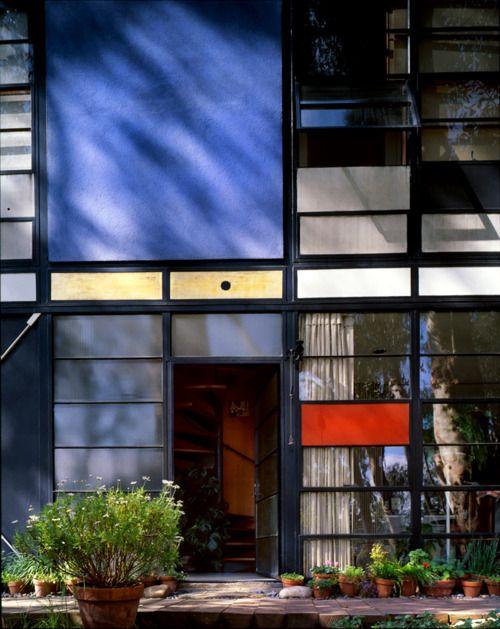 Jessica Antola, The Eames House, 1999.