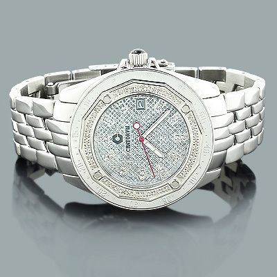 Designer Centorum Watches: Genuine Diamond Watch (Midsize Falcon model)