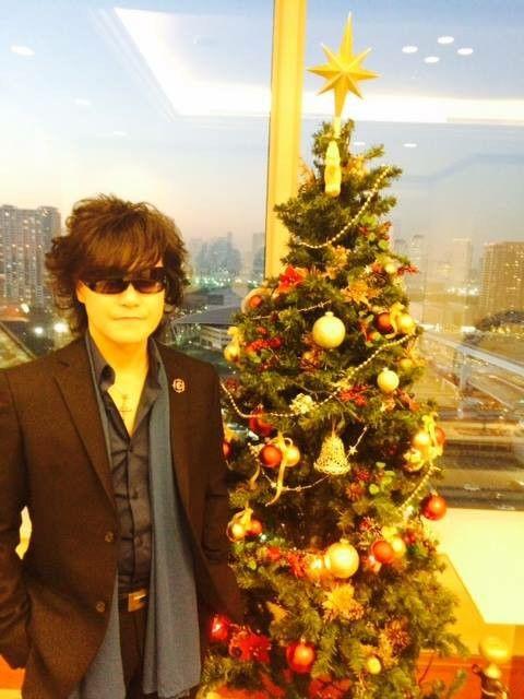 クリスマスツリーtoshi