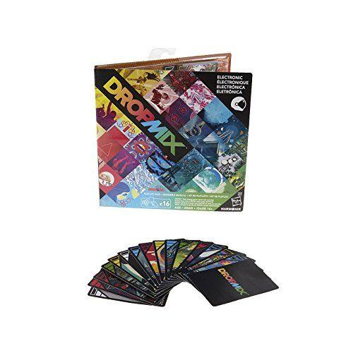Dropmix Playlist Pack Electronic Astro Kommt Mit 15electronic Themed Dropmix Karten Plus 1hidden Track Karte Mischen Von Musik Von Oben Kunstler Und Beliebt