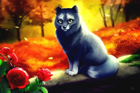 dark_arctic_fox_by_tsaoshin-d6ks5np