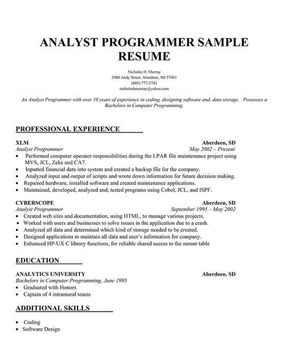 Doc.#7681024: Sample Resume for Manual Testing – Manual Testing ...
