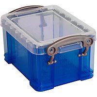 Really Useful Box - Blue - 0.3L