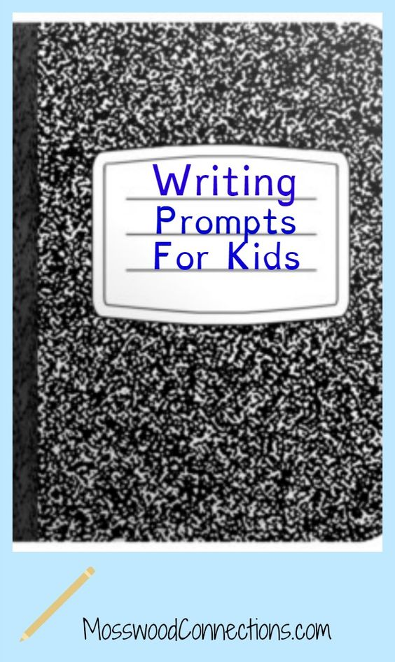 78 Writing Prompts for Middle School Kids (Part 1/3)
