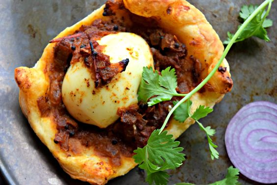 Kerala Egg Puffs