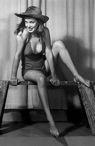 Norma Jean before she was Marilyn Monroe