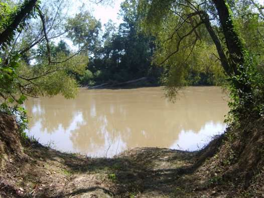 Context for book two. The Tallahatchie River flows past ...