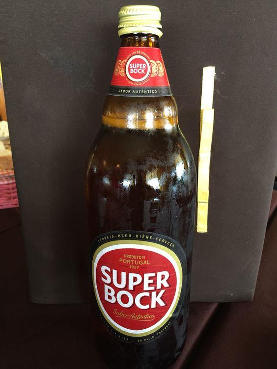 Super Bock botella 1 litro