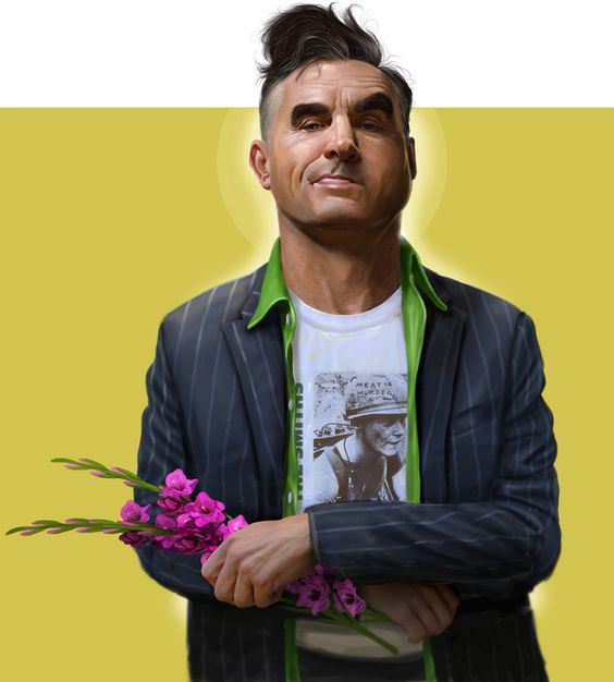 Dale Stephanos - Morrissey