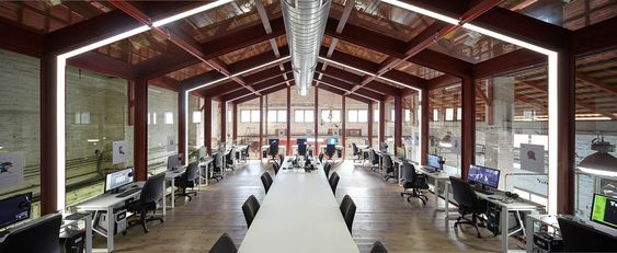 Galería de Galería de Vidrio en el Edificio Kadar Media Lab / Geotectura Studio - 3