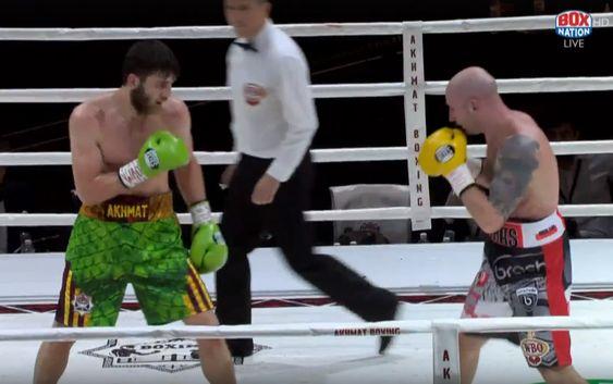 Видео Боя: Умар Саламов — Норберт Дабровски (18.04.2019)