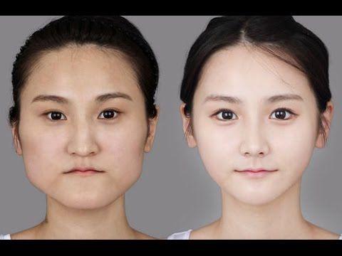 【衝撃】韓国整形のビフォーアフターが別人!plastic surgery【怖い】                                                                                                                                                      More