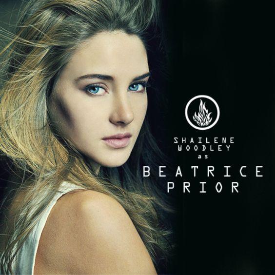 Shailene Woodley / Divergente / Nos étoiles contraires
