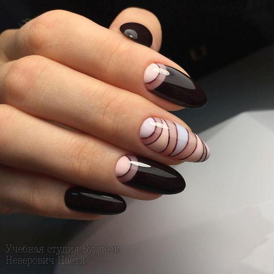 Дизайн ногтей тут! ♥Фото ♥Видео ♥Уроки маникюра: