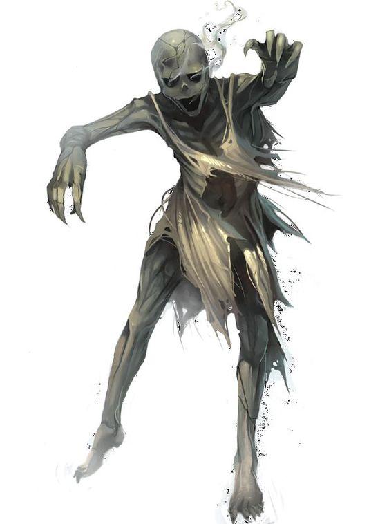Жизнесос - существо американской мифологии, которое отличается сильной агрессией и не умением бояться. Убивает человека, оставляя после него мумию.