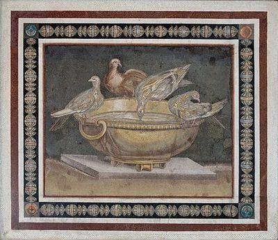 Ravenna doves