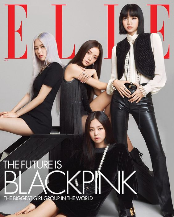 Jennie was honest about the first time she met 3 BLACKPINK members