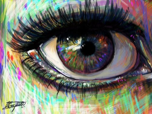 Abstract eye art google search abstract art for Most beautiful abstract art