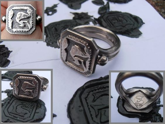 How to make an intertwining ring The tutorial shows the wire