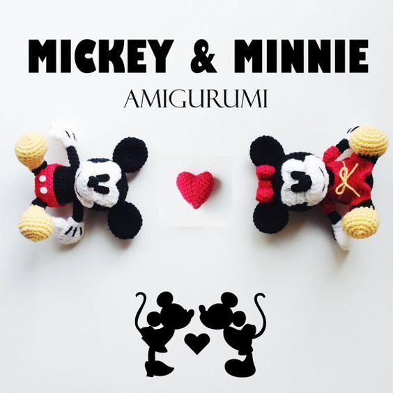 Mickey Mouse Amigurumi Mercadolibre : Pinterest A vilag legnagyobb ?tletgy?jtemenye