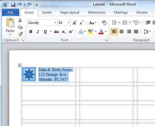 Label Templates In Word How To Create A Microsoft Word Label Template Label Address Label Template Label Templates Office Labels