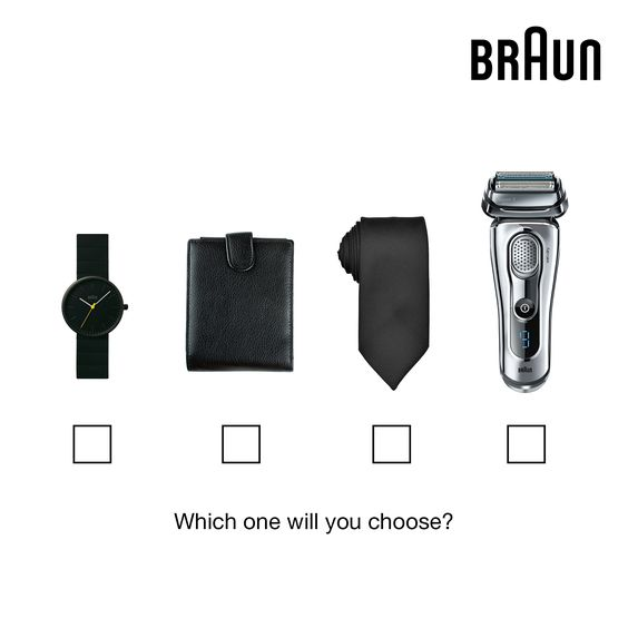 Creative Packshot for #braun, Creative concept and art work by VUCX, #advertising #design #creative #concept #brand #identity #layout #photography #marketing #strategy #digital #media #online #content www.vucx.de