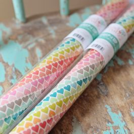 Wrap it Up, Full of Heart: Our tissue paper rolls are perfect for many craft ...(Visit Hazel And Ruby for more details)