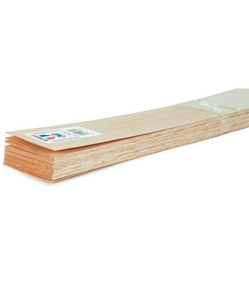 Midwest Products 20 Pk Balsa Wood Sheets Wood Wood Craft Supplies Unfinished Wood Crafts