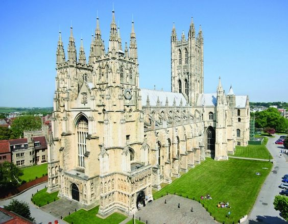 Canterbury Cathedral is located in England. It is the home of Anglicans worldwide. As the capital of the Anglican Church, it serves as a place of holiness and a tourist attraction site for visitors. These are some amazing facts about this cathedral.