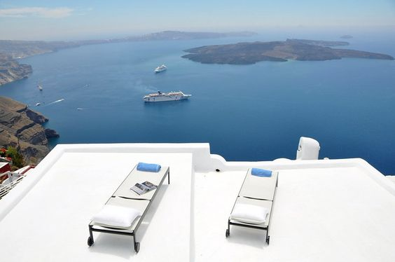 From bakery to Villa Gaia: discovering Santorini's new secret | Luxury Hotels Travel+Style